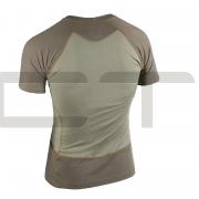 Camiseta Baselayer manga corta (trasera)
