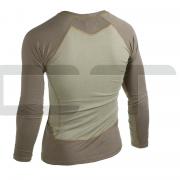 Camiseta baselayer manga larga (trasera)