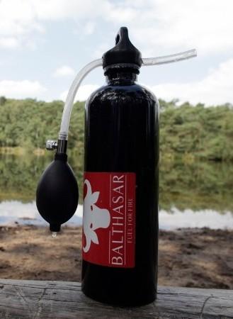 Botella para purificar agua