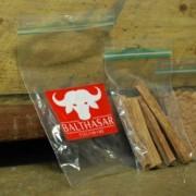 Madera kit de fuego