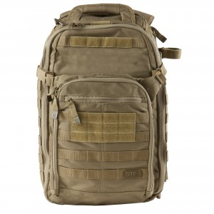 Mochila militar All Hazards Prime arenisca (sandstone), de 5.11 Tactical