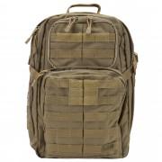 Mochila militar Rush 24 sandstone, de 5.11 Tactical