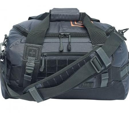 NBT Duffel Mike black, de 5.11 Tactical