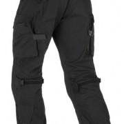 Vista trasera del pantalón Stalker Mk.III negro