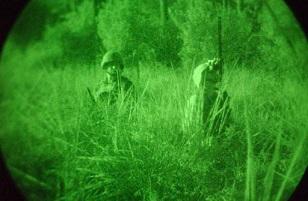 Dispositivos de visión nocturna