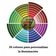 visor 2-7x44 36 colores